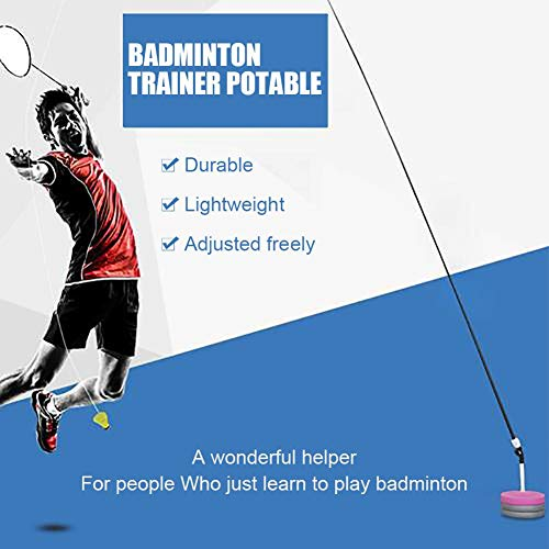 rebound badminton