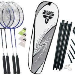 Badminton-Set 2-4 Personen
