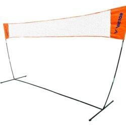 Tragetasche inkl + Badmintonset HUDORA Volleyball-Netz//Badminton-Netz